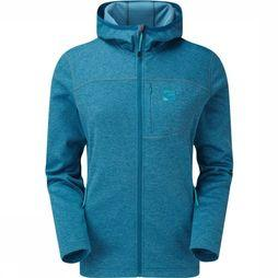 Sprayway Fleece Piper Hoody Petrol