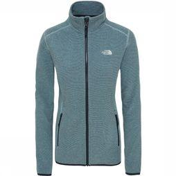 The North Face Fleece 100 Glacier Donkerblauw