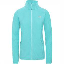 The North Face Fleece 100 Glacier Middengroen