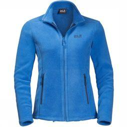 Jack Wolfskin Fleece Moonrise Eco light blue