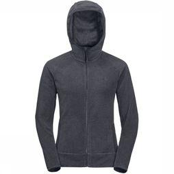 Jack Wolfskin Fleece Arco dark grey