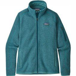 Patagonia Fleece Better Sweater dark green