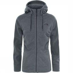 The North Face Fleece Mezzaluna Middengrijs