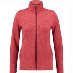 Ayacucho Fleece Drasland Donkerrood