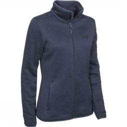 Jack Wolfskin Fleece Felbrigg dark blue