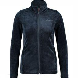 Ayacucho Fleece Sevilla Marineblauw