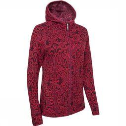 Sherpa Fleece Namla Hooded Jacket II Fuchsia/Assortment
