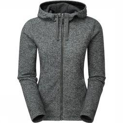 Sprayway Fleece Lati Hoody Donkergrijs