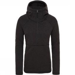 The North Face Trui Crescent Hoody Zwart