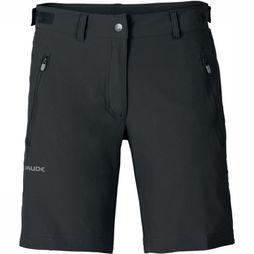 Vaude Short Farley Stretch Zwart