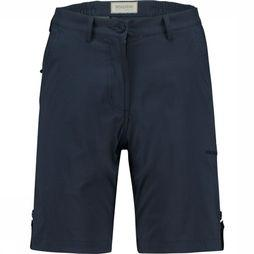 Ayacucho Short Equator Shorts Am Stretch Marineblauw