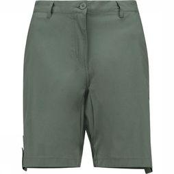 Ayacucho Short Equator Shorts Am Stretch Donkergrijs
