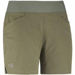 Millet Short Wanaka Stretch Kaki Moyen