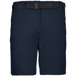 CMP Shorts Wmn Outdoor Stretch Marine