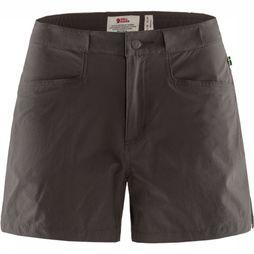 Fjällräven Shorts High Coast Light dark grey