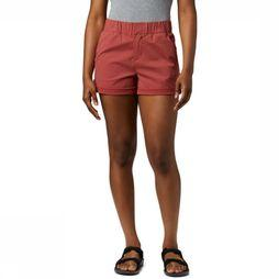 Columbia Short Firwood Camp II Rouge Foncé