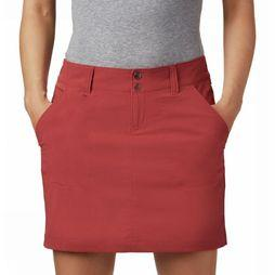 Columbia Skort Saturday Trail Donkerrood