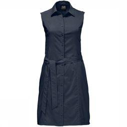 Jack Wolfskin Dress Sonora Marine