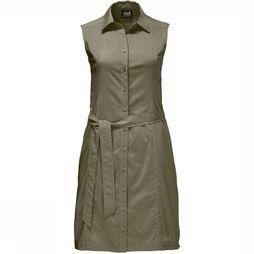 Jack Wolfskin Dress Sonora mid green