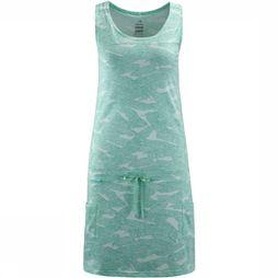 Eider Dress Lessy Print light green/Assortment