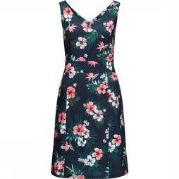 Jack Wolfskin Dress Wahia Tropical Marine/Assortment Flower
