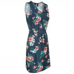 Jack Wolfskin Dress Tioga Road Flower Marine/Assortment Flower