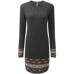 Sherpa Dress Maya dark grey