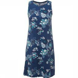 Sherpa Dress Padma dark blue/Assortment Flower