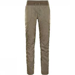 The North Face Pantalon Aphrodite 2.0 Kaki Foncé