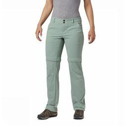 Columbia Pantalon Saturday Trail II Convertible Long Vert Clair