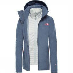 The North Face Coat Inlux Triclimate light grey