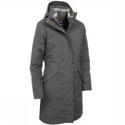 Patagonia Coat Vosque 3In1 Parka dark grey