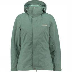 Ayacucho Coat Avignon Eco 3In1 green