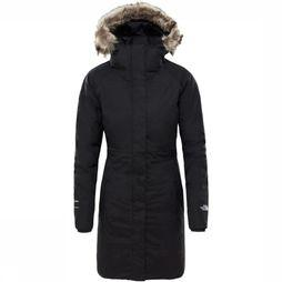The North Face Donsjas Arctic II Parka Zwart