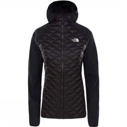 The North Face Jas Thermoball Zwart/Geen kleur