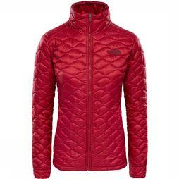 The North Face Jas Thermoball Donkerroze