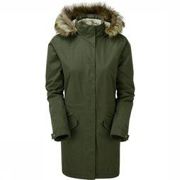 Sprayway Coat Venna dark green