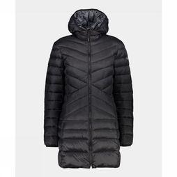 CMP Coat Wmn Parka Featherless black