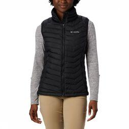 Columbia Bodywarmer Powder Lite dark grey