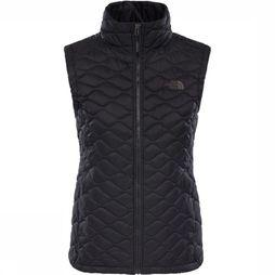 The North Face Bodywarmer Thermoball Zwart
