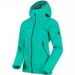 Mammut Coat Ridge HS light green