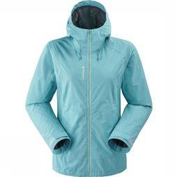 Lafuma Manteau Skim Zip In Bleu Clair