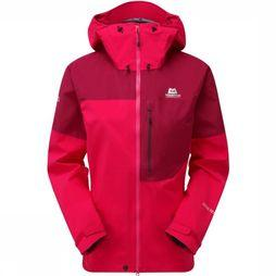 Mountain Equipment Jas Tupilak Atmo Fuchsia/Donkerrood