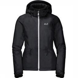 Jack Wolfskin Jas Powder Mountain Zwart