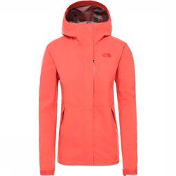The North Face Manteau Dryzzle Futurelight Rouge Clair
