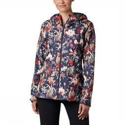 Columbia Manteau Inner Limits marine/Assortiment Fleur