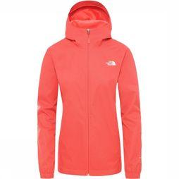 The North Face Manteau Quest Rouge Clair