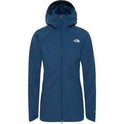 The North Face Jas Hikesteller Parka Donkerblauw