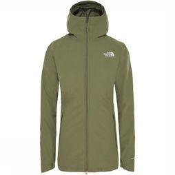 The North Face Manteau Hikesteller Parka Kaki Foncé