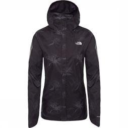 The North Face Manteau Quest Print Noir/Assortiment